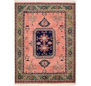 Link to 5' 8 x 7' 10 Heriz Persian Rug