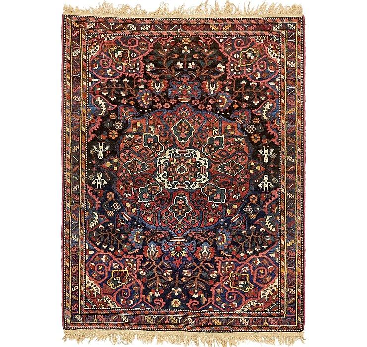 4' 8 x 6' 9 Bakhtiar Persian Rug