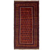 Link to 4' 7 x 9' 5 Shiraz Persian Runner Rug