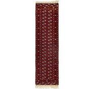 Link to 2' 9 x 10' 2 Torkaman Oriental Runner Rug