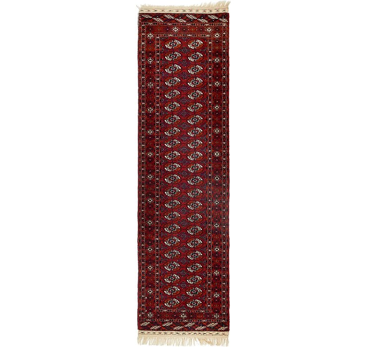 85cm x 310cm Torkaman Oriental Runne...