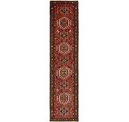 Link to 2' 2 x 9' 10 Gharajeh Persian Runner Rug