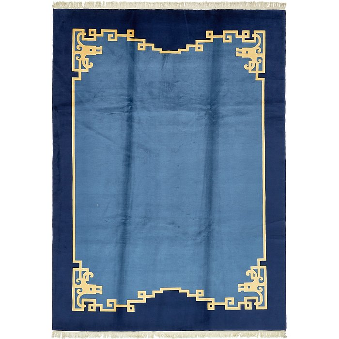8' x 11' 7 Antique Finish Rug