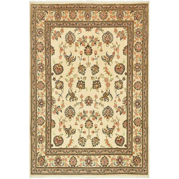 6' 8 x 9' 8 Yazd Persian Rug