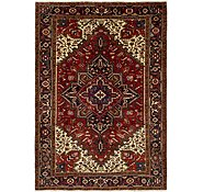 Link to 6' x 9' 8 Heriz Persian Rug