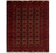 Link to 8' 6 x 10' 5 Afghan Ersari Oriental Rug