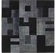 Link to 7' 4 x 7' 4 Patchwork Square Rug