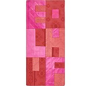 Link to 3' 10 x 8' 10 Patchwork Runner Rug