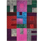 Link to 7' 3 x 9' 10 Patchwork Rug