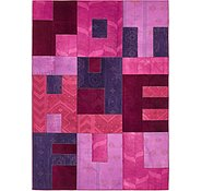 Link to 7' 6 x 10' Patchwork Rug