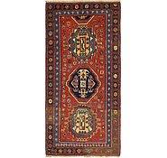 Link to 112cm x 235cm Hamedan Persian Runner Rug