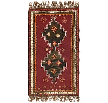 117x208 Shiraz Rug