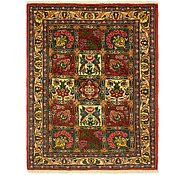 Link to 3' 7 x 4' 8 Bakhtiar Persian Rug