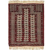 Link to 3' x 4' Balouch Persian Rug