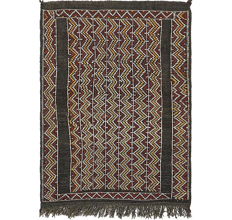 3' x 4' Moroccan Rug