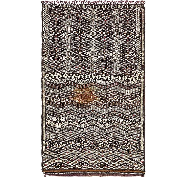 90cm x 163cm Moroccan Rug