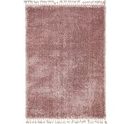 Link to 157cm x 225cm Luxe Solid Shag Rug