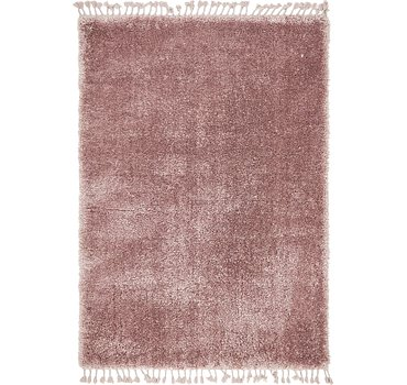 157x226 Luxe Solid Shag Rug