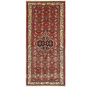 Link to 2' 9 x 6' 3 Mazlaghan Persian Runner Rug