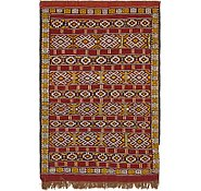 Link to 3' x 4' 4 Moroccan Oriental Rug