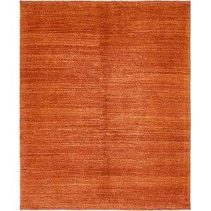 5' 3 x 6' 6 Shiraz-Gabbeh Persian Rug
