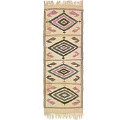 Link to 2' x 6' 10 Kilim Fars Runner Rug