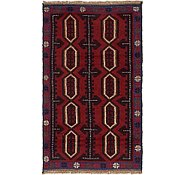 Link to 2' 8 x 4' 7 Balouch Persian Rug