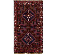 Link to 3' 4 x 6' 3 Balouch Persian Rug