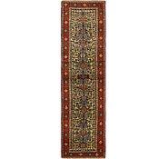 Link to 80cm x 305cm Ardabil Persian Runner Rug