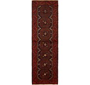 Link to 2' 8 x 9' 2 Balouch Persian Runner Rug