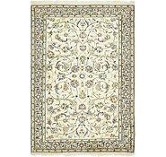 Link to 3' 2 x 4' 7 Nain Persian Rug