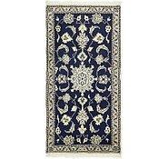 Link to 2' 3 x 4' 6 Nain Persian Rug