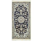 Link to 2' 3 x 4' 9 Nain Persian Rug