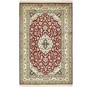 Link to 4' 2 x 6' 6 Kashmir Oriental Rug
