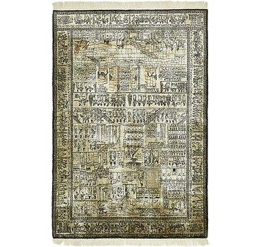 127x183 Kashmir Rug