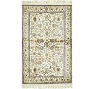 Link to 3' 2 x 5' 2 Kashmir Oriental Rug