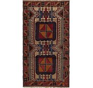 Link to 3' 2 x 6' Balouch Persian Rug
