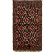 Link to 3' 9 x 6' 5 Balouch Persian Rug
