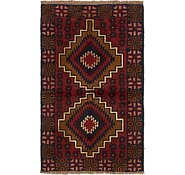 Link to 3' 7 x 5' 10 Balouch Persian Rug