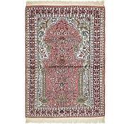 Link to 3' 3 x 5' Kashmir Oriental Rug