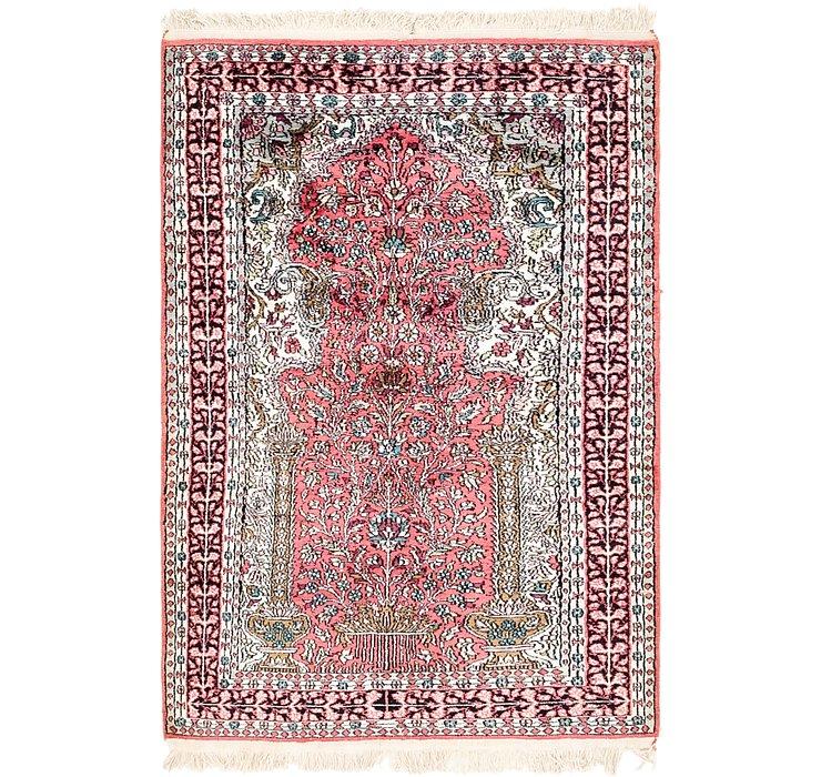 3' 3 x 5' Kashmir Oriental Rug