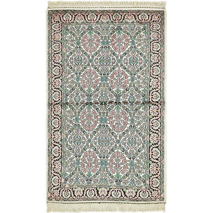 3' x 5' 4 Kashmir Oriental Rug