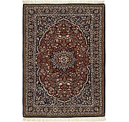 Link to 4' 3 x 6' 4 Kashan Oriental Rug
