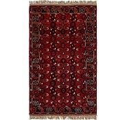 Link to 3' 9 x 6' 8 Afghan Ersari Rug