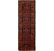 Link to 3' 7 x 11' Shiraz Persian Runner Rug
