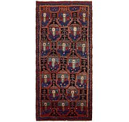 Link to 4' x 9' Meshkin Persian Runner Rug