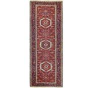 Link to 3' 10 x 10' 9 Gharajeh Persian Runner Rug