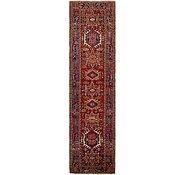 Link to 3' 8 x 15' Gharajeh Persian Runner Rug