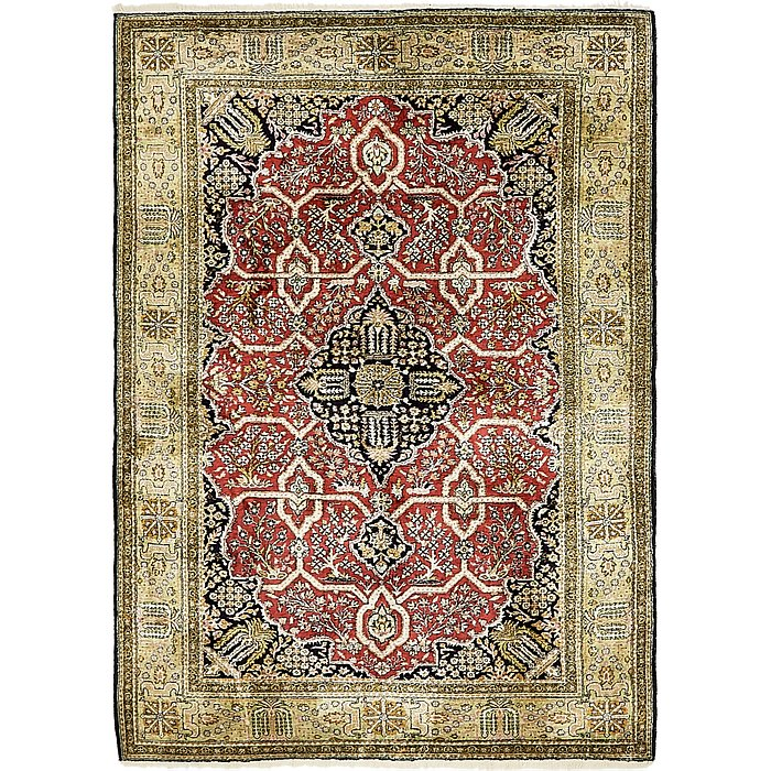 3' 7 x 5' 3 Kashmir Oriental Rug