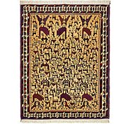 Link to 3' 8 x 4' 9 Sirjan Persian Rug